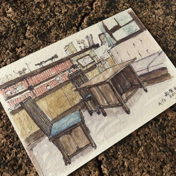 【萩原淑子】萩原家の家具