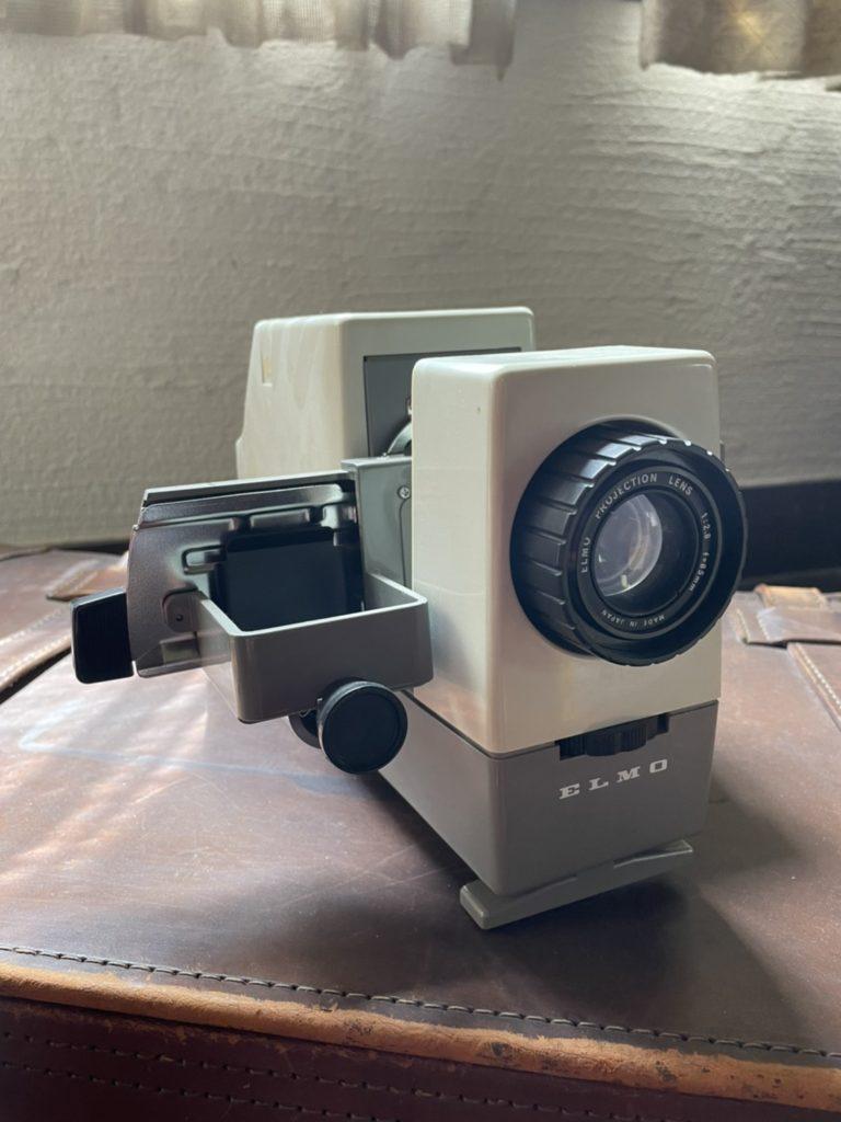 エルモ スライドプロジェクターELMO S-300